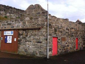 Scottish boat building school